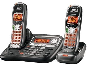 amazon com uniden tru9465 2 5 8 ghz digital expandable cordless rh amazon com