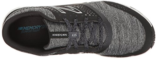 Schwarz Damen Balance New Training Black Only Hallenschuhe Heather Xz8q1anx