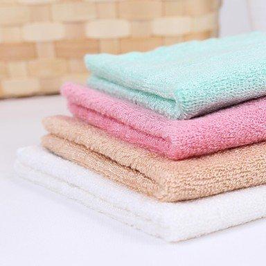 toalla de- lenzing modal toalla lavado 100% 32cm * 74cm modal , Pink