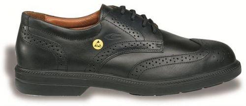 Cofra 33020-010.W43 Golden S1 ESD Chaussures de sécurité SRC Taille 43 Noir
