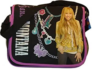 Amazon.com : Disney Hannah Montana Messenger Bag : Office ...