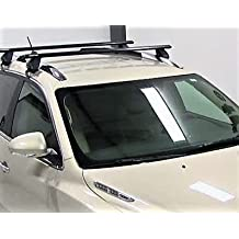 2008 - 2017 Buick Enclave With Roof Rails / Complete Rhino-Rack Vortex 2500 Roof Rack System