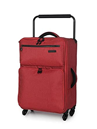 Amazon.com | IT Luggage World's Lightest Spinner 21 Inch Carry On ...