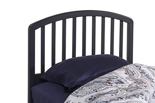Hillsdale 1924-340 Carolina Headboard, Bed Frame Not Included, Twin, Navy