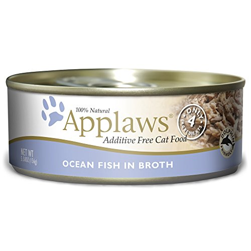 Image of Applaws Ocean Fish, 24 - 5.5-Ounce Can