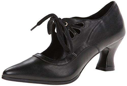 Pleaser Funtasma Women's Victorian-03 Boot - Black Polyur...