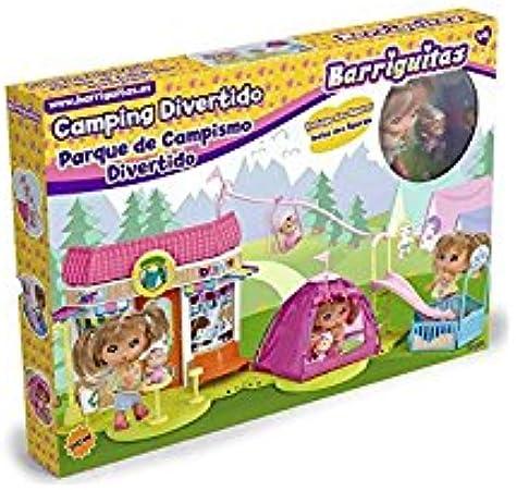 Amazon.es: Barriguitas Set de accesorios Camping Divertido (Famosa 700013383): Juguetes y juegos