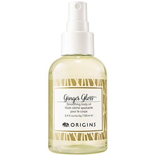 Origins Ginger Gloss Smoothing Body Oil - Origins Ginger Gloss Smoothing Body Oil 100ml