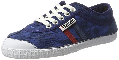 Kawasaki Retro Stitch - Zapatillas Unisex adulto azul (navy)