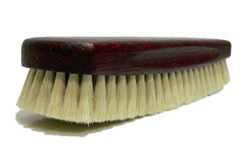 Valentino Garemi Shoe Brush Polishing Shining Buffing Cleaning Genuine Super Soft Goat Hair- Made in Germany by Valentino Garemi (Image #1)