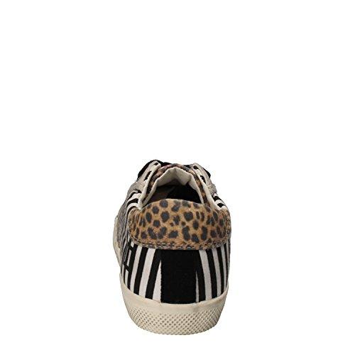 D.A.T.E. (DATE) Sneakers Bambina 32 EU Nero Bianco Tessuto