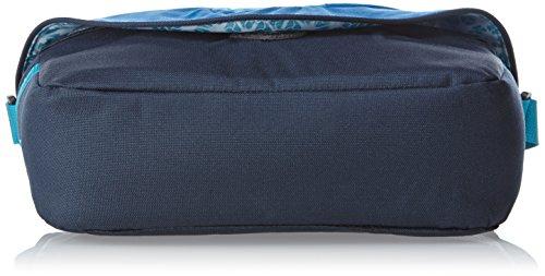 Vaude Nala - Bolso bandolera infantil (17 x 23 x 5 cm) azul marino/azul claro