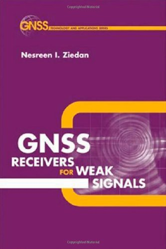 GNSS Receivers for Weak Signals-cover