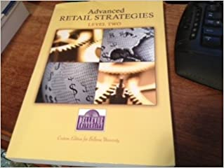 Book Advanced Retail Strategies (Custom Edition for Bellevue University, Level 2)