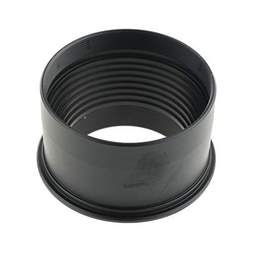non-brand MagiDeal Adaptador de Montaje de Ocular de Telescopio Roscado de 2 Pulgadas a T2 M42 x 0.75 Anillo T para Canon