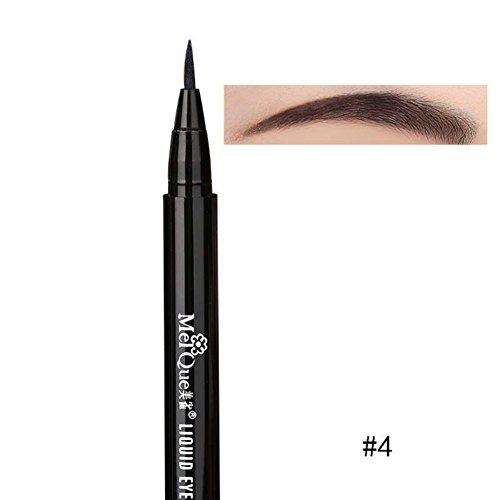 Spdoo Liquid Eyebrow Pencil Pen Multi-functional Eyeliner Eyebrow Makeup Eyebrow Marker