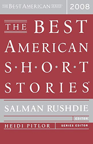 The Best American Short Stories 2008 Pa (The Best American Series ®)