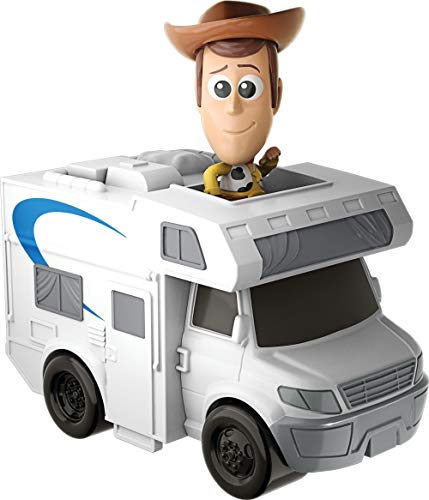 Disney Pixar Toy Story 4 Minis Woody and RV -