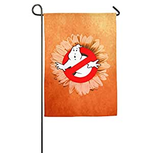 Ghost Busters Logo Monogram Flags Home Decorative Flags