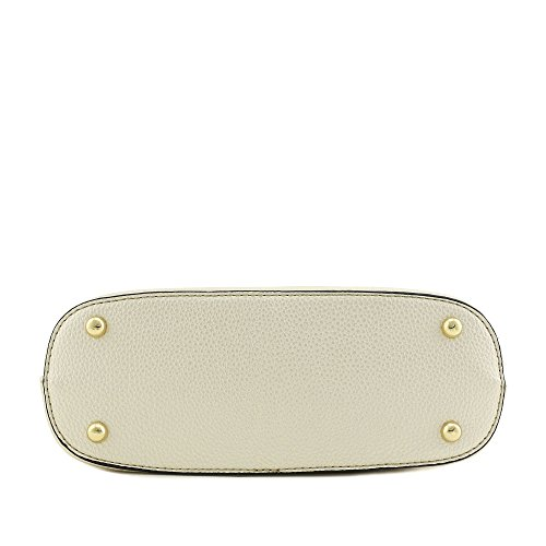 Pocket Crossbody Zipper Champagne Bag Tassel vPHwY