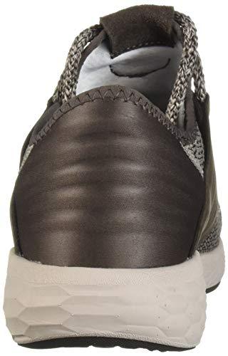 New Balance Men's Cruz V2 Fresh Foam Running Shoe, americano/flat white, 15 2E US by New Balance (Image #2)