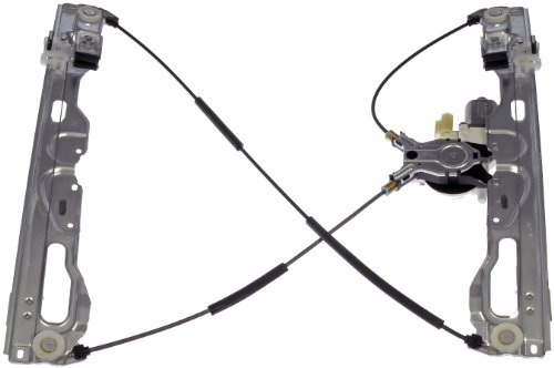 Dorman 751-248 Front Driver Side Power Window Regulator and Motor Assembly for Select ford / Lincoln Models