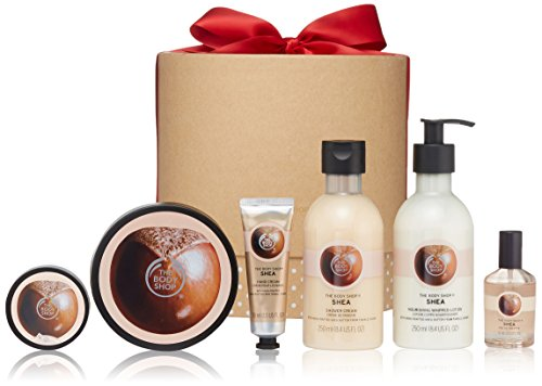 The Body Shop Shea Deluxe Gift Set