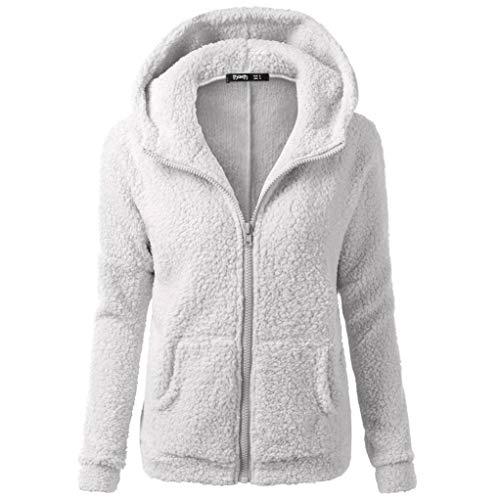 Clearance Sales Sweater Jacket Winter Warm Zipper Coat Outwear Parka AfterSo -