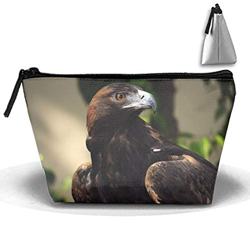 Eagle Bird Head Beak Waterproof Nylon Organizer for Travel Accessories