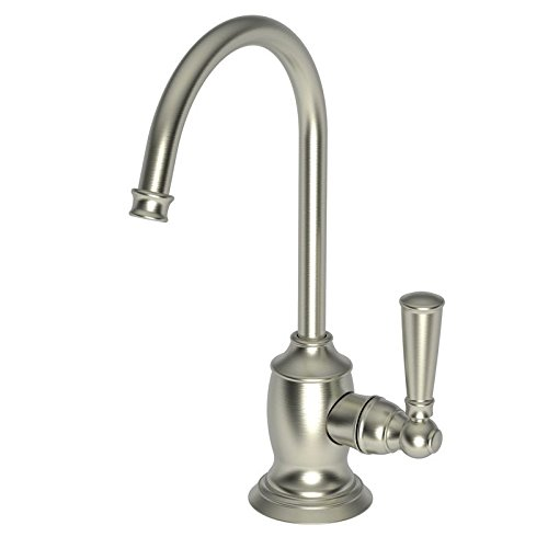 15s Cold Water Dispenser - Newport Brass 2470-5623 Jacobean Single Handle Cold Water Dispenser, Satin Nickel