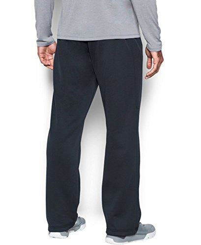 Under Armour Men's Storm Armour Fleece Pants, Black/Black, Medium by Under Armour (Image #1)
