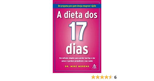 Dieta dos 17 Dias (Em Portugues do Brasil): Amazon.es: Mike ...