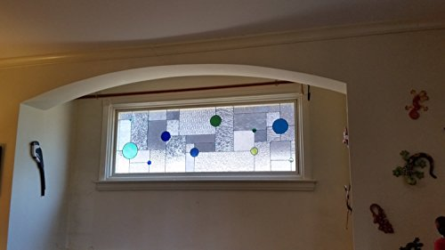 Stained Glass Window -