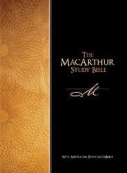 The MacArthur Study Bible, NASB