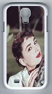 Audrey Hepburn Samsung Galaxy S4 I9500 Case Back Cover