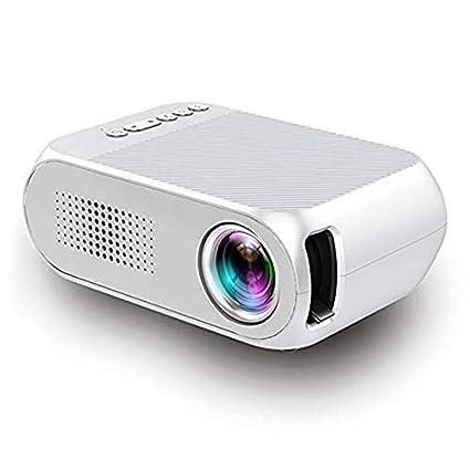 C-ET Full HD, Mini proyector portátil Proyector de cine en ...