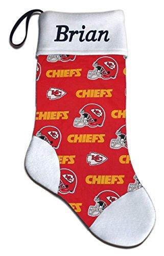 Kansas City Chiefs Fleece Fabric - 5