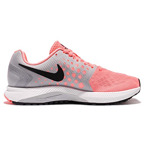 De W Black Course Lava Chaussures 601 Wolf Nike Glow Femmes Grey Pour Span Zoom Sn58v