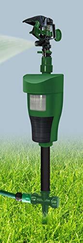 Stv International STV415 Fox Repeller, Green, 32.7x10.5x10 cm