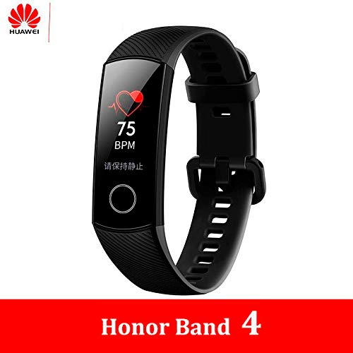 Relogio Inteligente Honor Band 4, Xiaomi, Amoled Preto