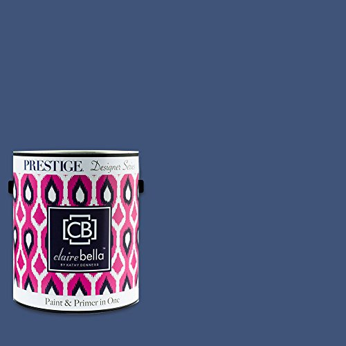 clairebella-classic-prep-collection-interior-paint-and-primer-in-one-1-gallon-eggshell-imperial-navy