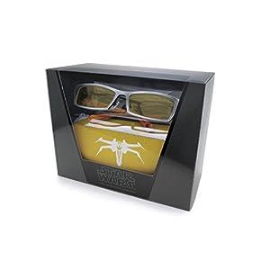 Star Wars Luke Skywalker eyewear glasses color lens SW L SKYWALKER (Japan Import)