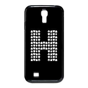 Poker Design H Hard Plastic Back Cover Case for SamSung Galaxy S4 I9500