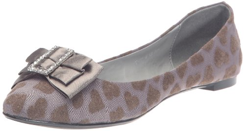 Taupe Schubar Femme Ballerines s Aw11 Chocolate 12 UvqZO