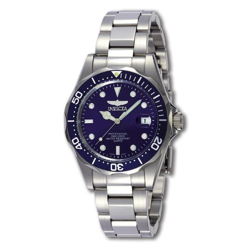 Price comparison product image Invicta Men's 9204 Pro Diver Collection Silver-Tone Watch