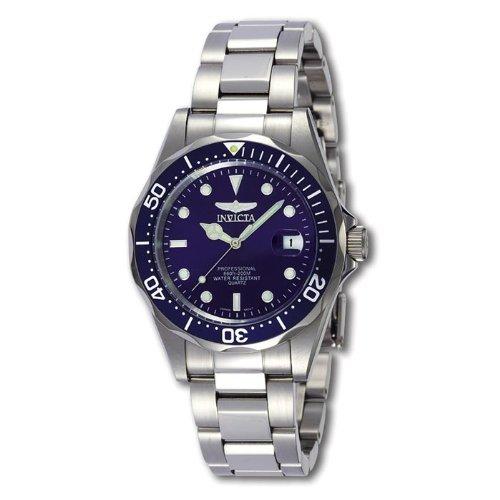 Price comparison product image Invicta Men's 9204 Pro Diver Collection Silver-Tone Watch