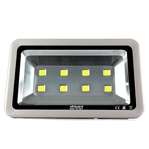 morsen super bright 400 watts led flood lights 8led chip outdoor lamp 40000lm ebay. Black Bedroom Furniture Sets. Home Design Ideas