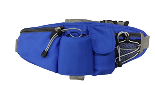 Ez-hydrate Sports Hydration Fanny Pack Super Comfy Holster Includes *Free Super Hydrating Water Bottle* - The Best Sports Fanny Pack On the market For Outdoor Activities – Limited Supply (Free Holster)