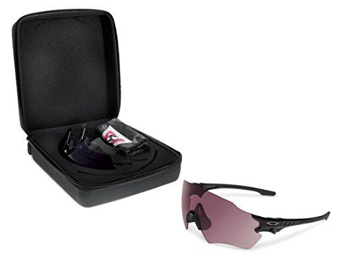 Oakley Si Tombstone Reap PRIZM w/ 3 Lens Array (Clear, Tr22, Tr45) Shooting Glasses, Matte - Safety Glasses Oakley