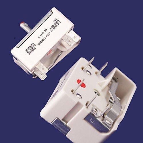 (316436001 Frigidaire Range Surface Element Switch)